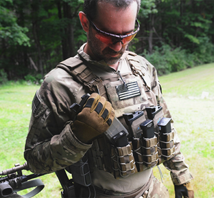 Patrol Incident Gear (PIG) Full Dexterity Tactical (FDT) Bravo FR Glove