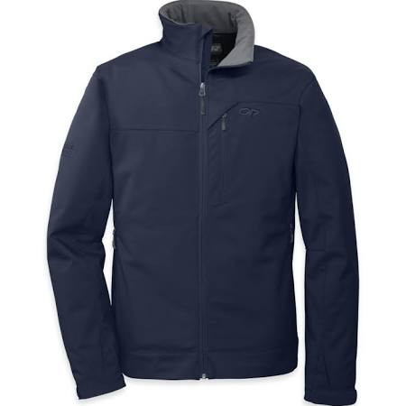 Outdoor Research Transfer Jacket -Large- Men's (Color = Night)