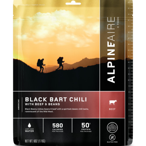 Black Bart Chili with Beef & Beans (min order 2 = $16.64)